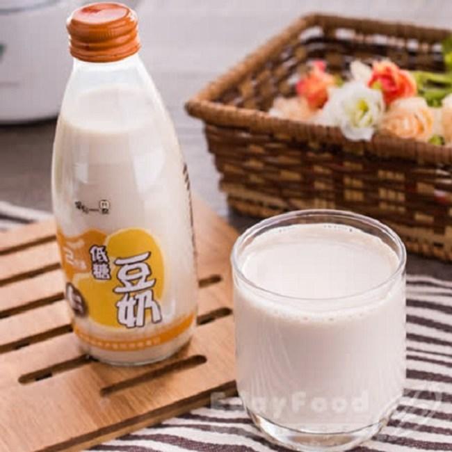 【羅東農會】羅董2倍低糖豆奶(245mlx12瓶)