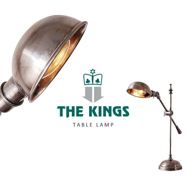 【THE KINGS】Philosopher哲學家復古工業檯燈