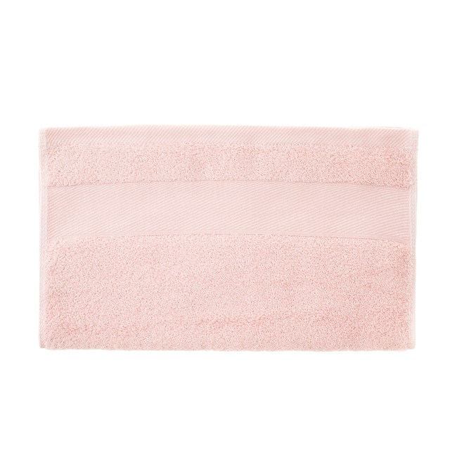 輕柔美國棉毛巾-粉 34x80cm