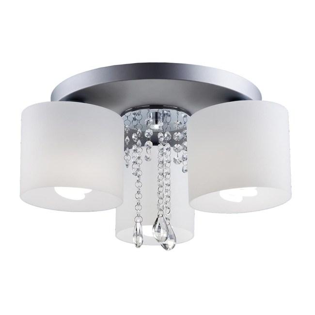 【大巨光】現代風3燈半吸頂燈-中(BM-20734)W450mmXH280mm