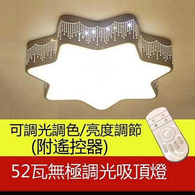 YPHOME 適用4坪LED智能遙控吸頂燈 PN0262419