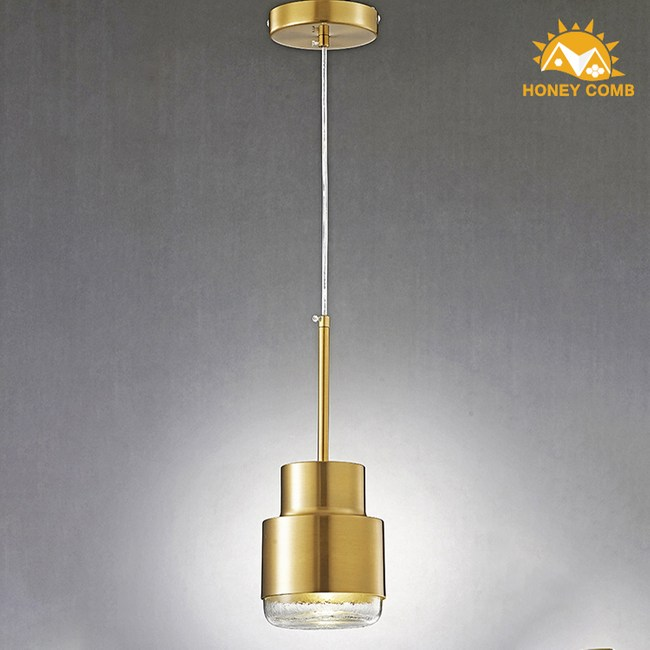 HONEY COMB 燭台金屬單吊燈 TA7642R
