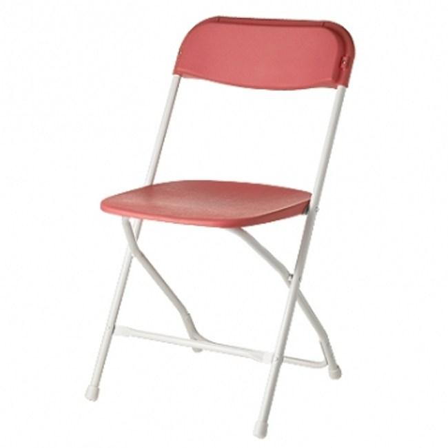 icandy耐衝擊折疊椅-桃紅色
