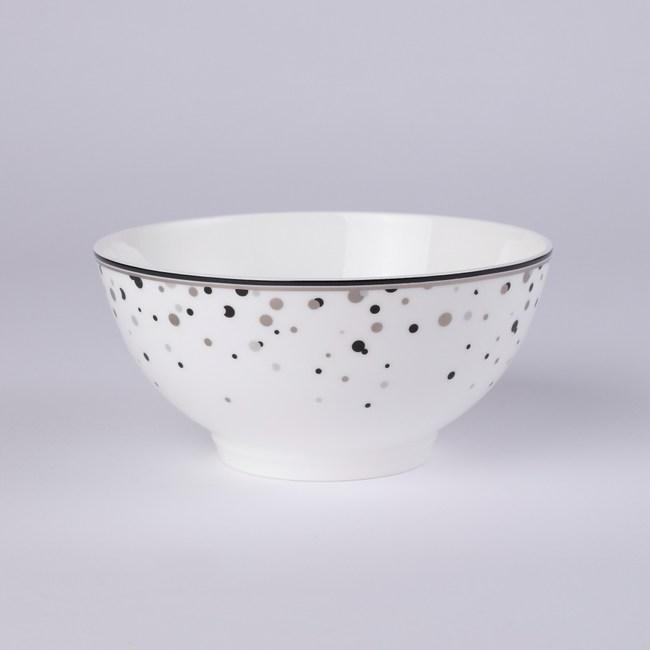 HOLA 香頌骨瓷湯碗15.5cm繁星