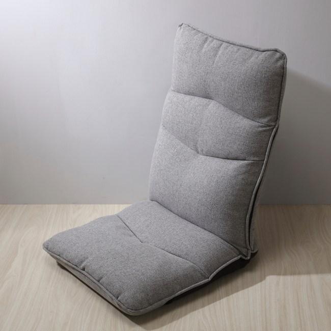 HOLA home 安全防傾倒和室椅 灰色