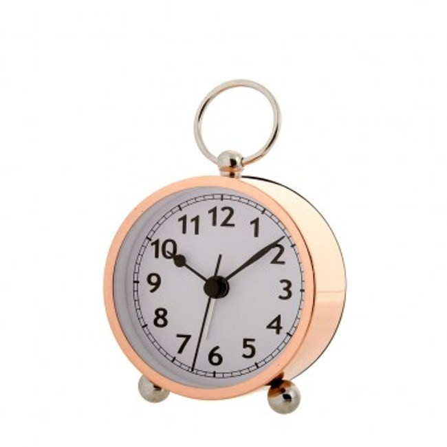 典雅復古懷錶造型鬧鐘 混色