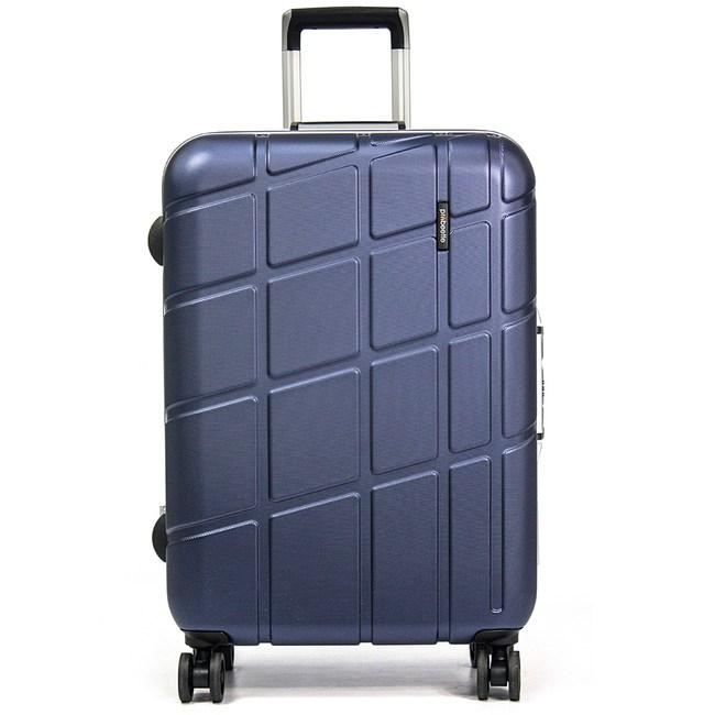 eminent萬國通路-24吋Probeetle系列鋁框行李箱新品藍