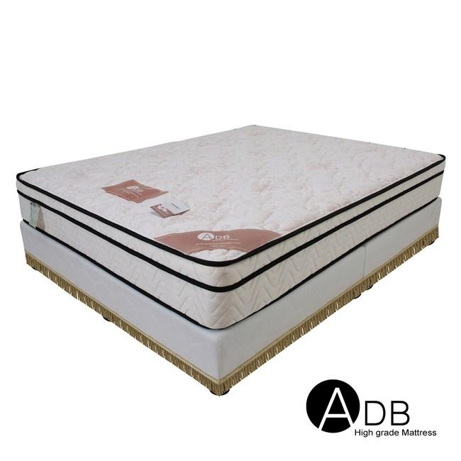【ADB】Gary凱瑞D47名家三線蜂巢獨立筒床墊/雙人加大6尺