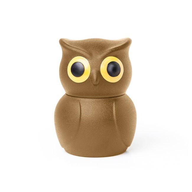 QUALY 貓頭鷹-酒瓶塞(咖啡)