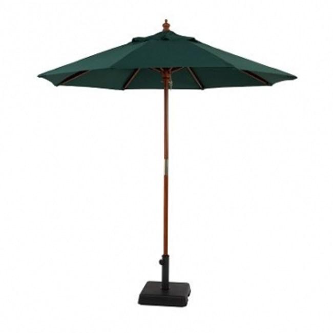 七尺 8 骨木傘(綠色)(不含傘座)