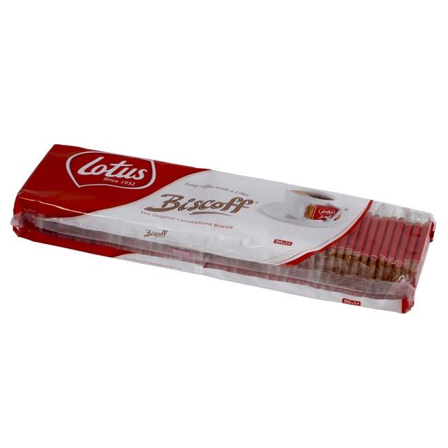 比利時Lostus蓮花焦糖餅50片/包