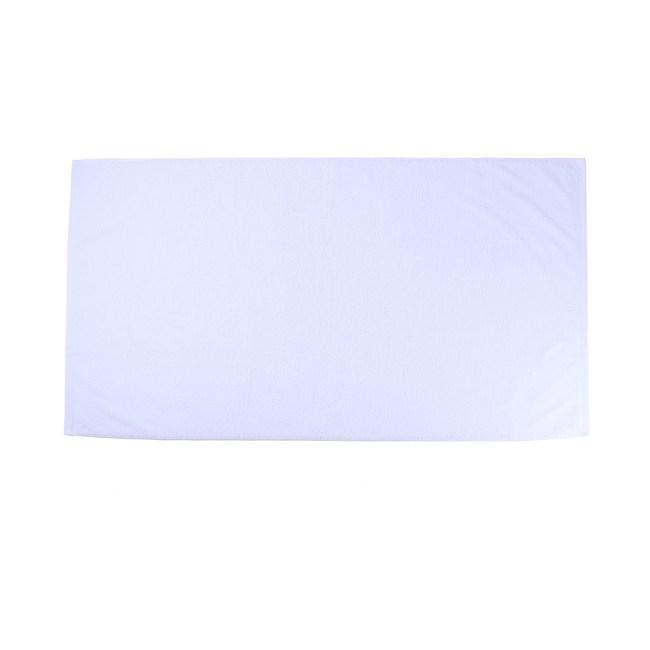 HOLA 土耳其純棉浴巾白78X140cm