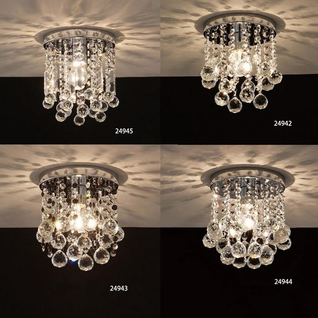 YPHOME 水晶玄關燈 10124945