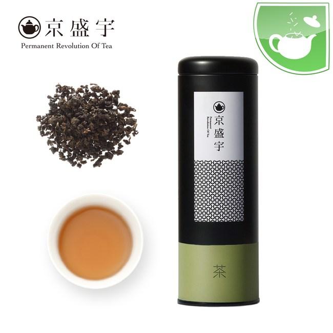 【京盛宇】罐裝原葉茶–鐵觀音(100g)