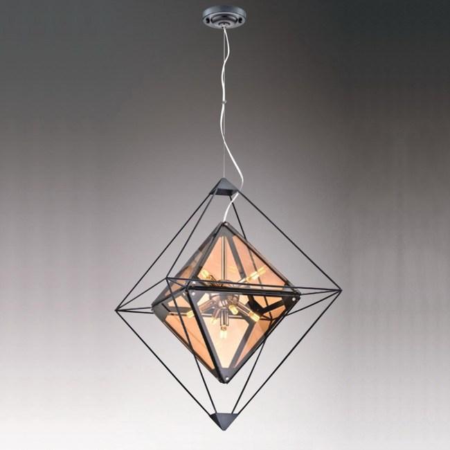 【大巨光】工業風吊燈_中(LW-09-0152)