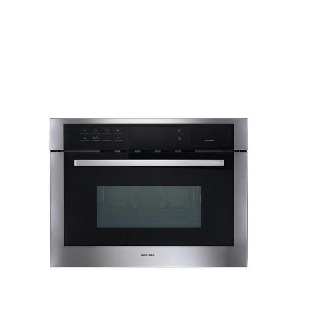 無安裝-櫻花嵌入式微波蒸烤箱烤箱E-8890-X