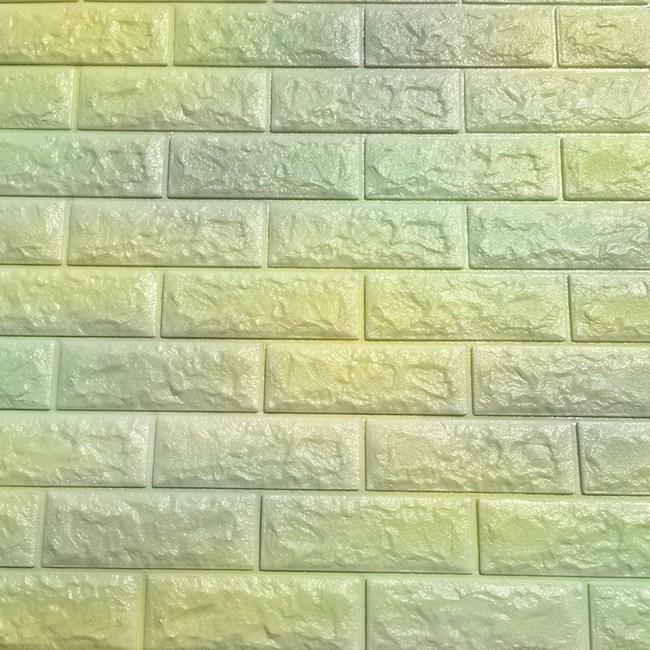 韓國進口防撞隔音泡棉磚-夢幻珊瑚76x65cm(+/-1cm)