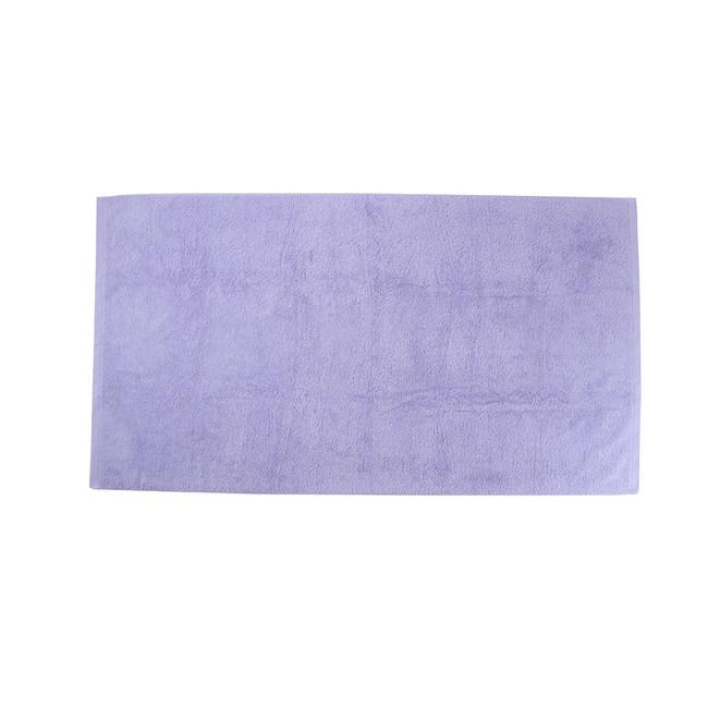 HOLA 土耳其純棉浴巾紫78x140cm