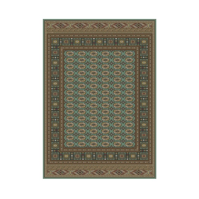 HOLA 阿爾罕地毯 140x200cm 帝王綠