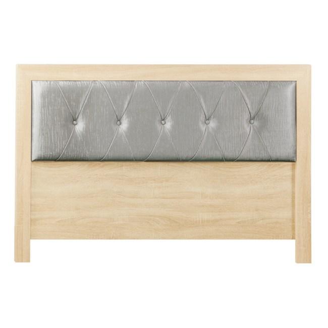 【YFS】裴吉5尺原切床頭片-152x2x91.5cm