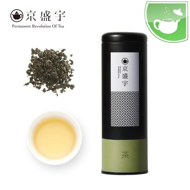 【京盛宇】罐裝原葉茶–深焙杉林溪烏龍(100g)