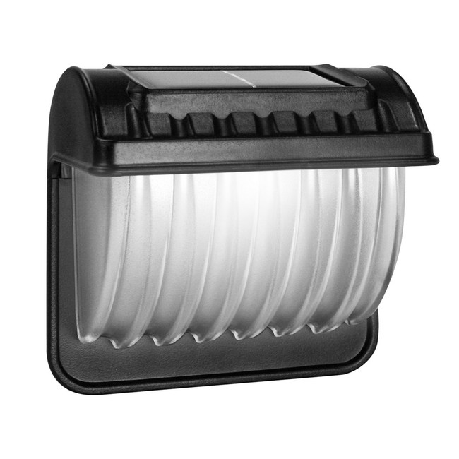 KINYO 壁掛太陽能LED庭園燈 GL-6021
