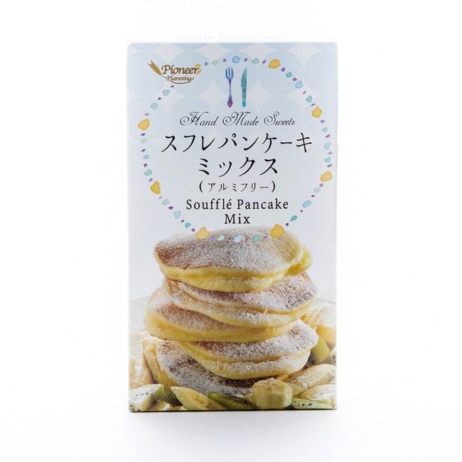 日本Pioneer舒芙蕾鬆餅粉250g