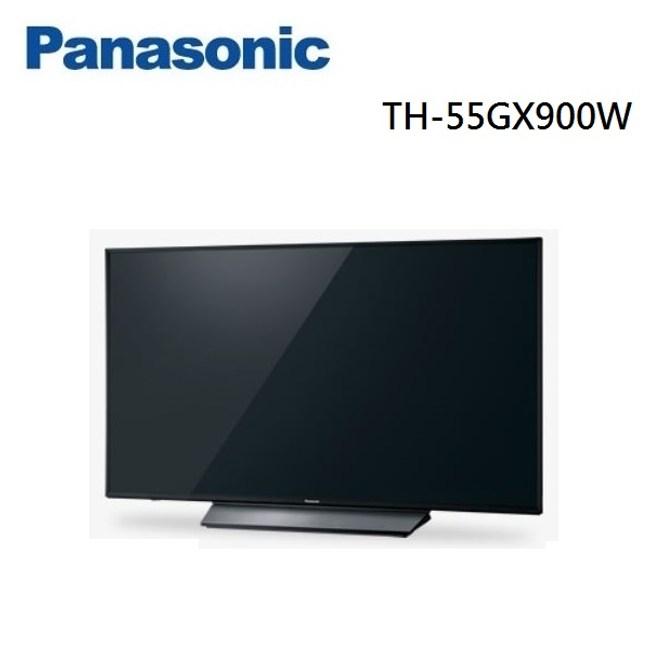 (贈日本原裝餐具組)Panasonic國際55型4K日本製LED電視TH-55GX900W