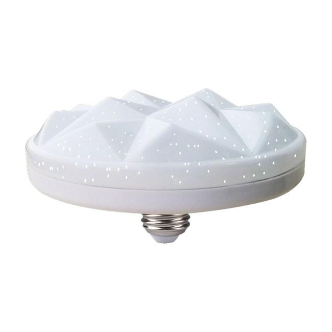 快可換星燦 12W LED燈泡 白光