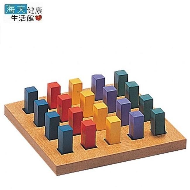 【海夫健康生活館】耀宏 YH248 方型插板 木釘插板