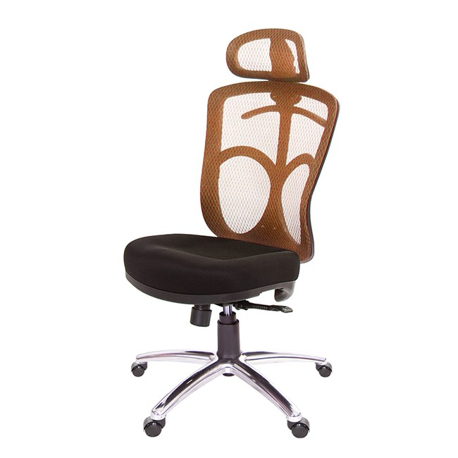 GXG 高背電腦椅  (無扶手/鋁腳)TW-096 LUANH#訂購備註顏色