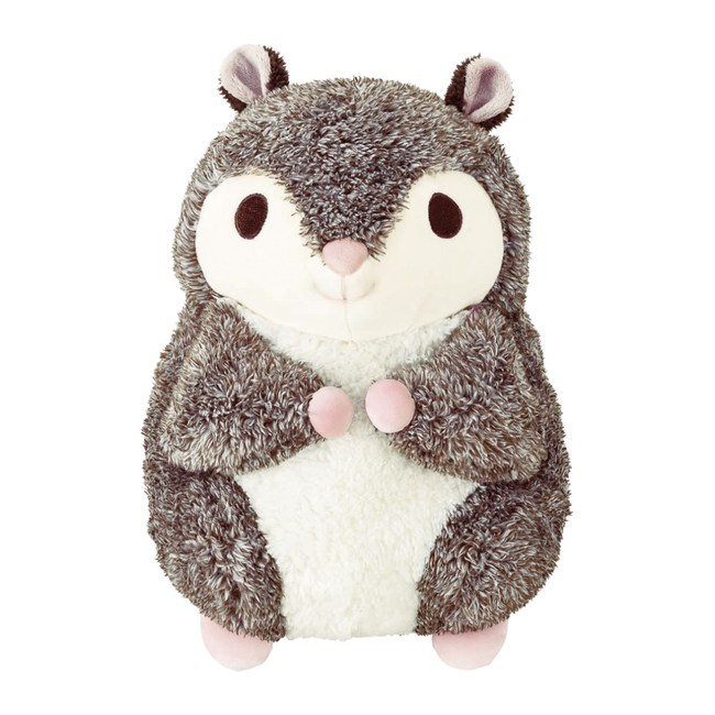 FLUFFY ANIMALS 鼯鼠哈納造型中抱枕
