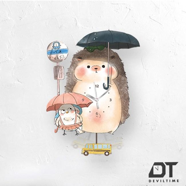 DT Time搖擺木質系列 - 刺刺君巴士站前