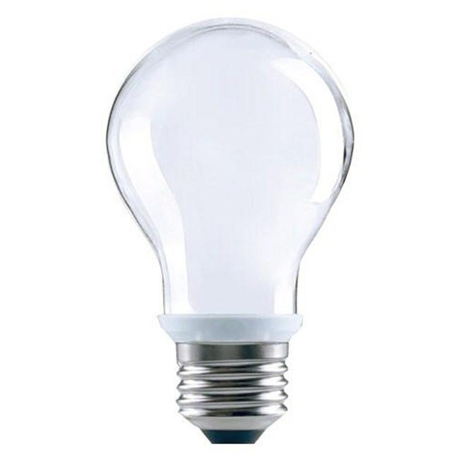 特力屋 LED燈絲燈泡 8W 晝光色 霧面 全電壓 3入