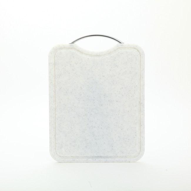 HOLA 大理石紋溝槽砧板 38x26cm