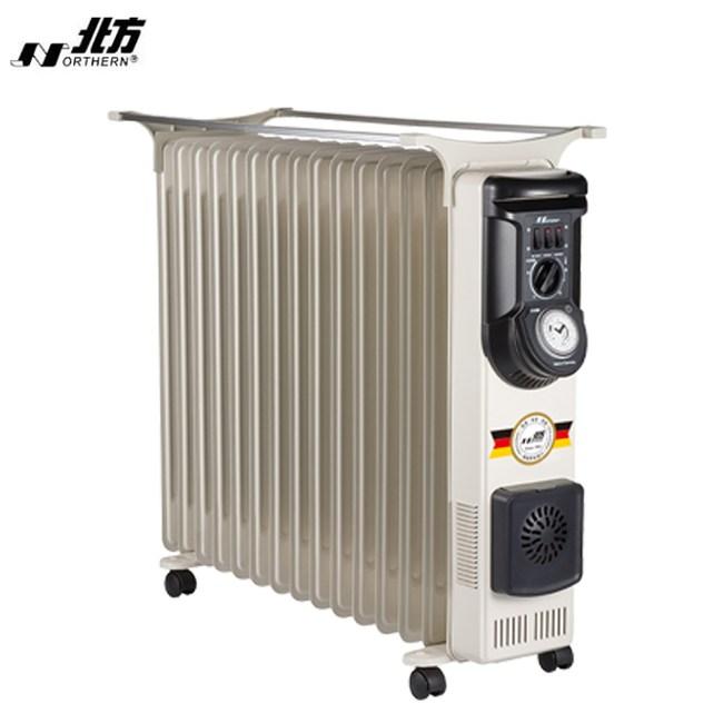 北方葉片式恆溫電暖爐 (15葉片) NR-15ZL/NA-15ZL