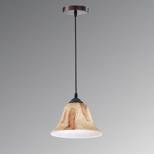【YPHOME】鄉村風餐吊燈 單燈 11792