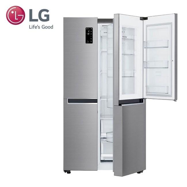 LG 821公升門中門對開冰箱 GR-DL88SV 星辰銀