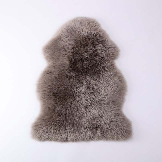 經典單張羊毛皮55X85拿鐵