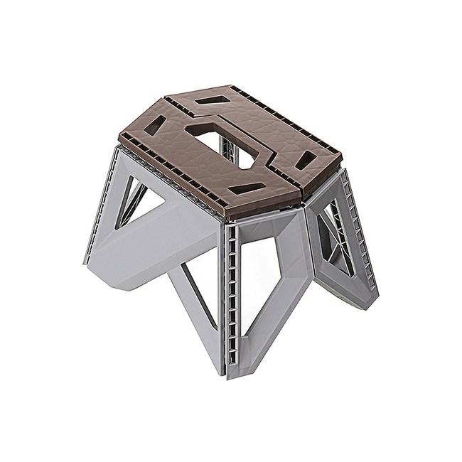 RC810-3 金剛摺合椅23CM 咖啡