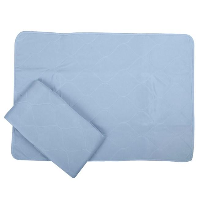 HOLA Super Cool 超涼感保潔墊枕用二入