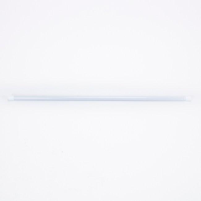 高碳鋼伸縮桿 22mm 白色 延伸範圍110~200cm