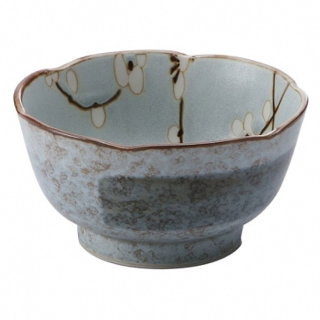 日本白梅小湯碗11cm (3.6吋)