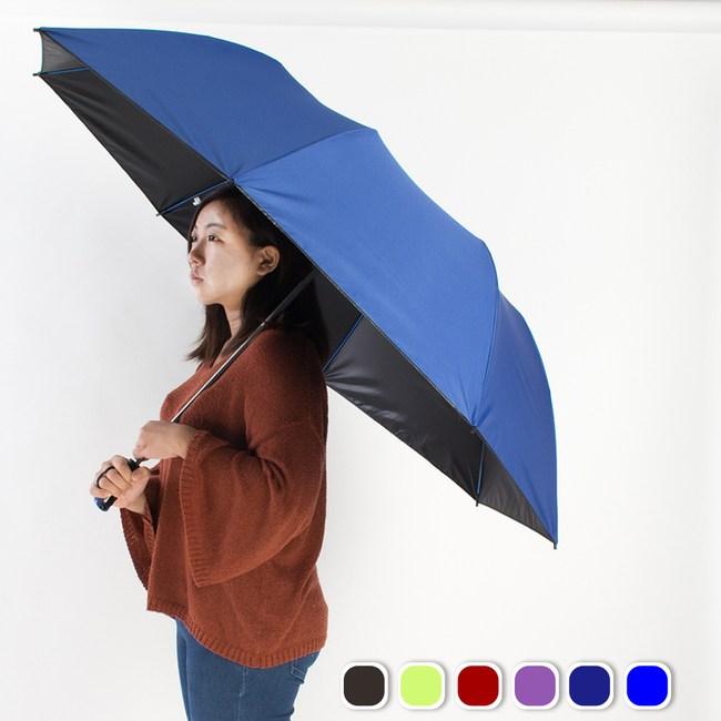 樂嫚妮 雙龍TDN 大王傘 超撥水降溫晴雨傘 皇家藍大王傘-皇家藍