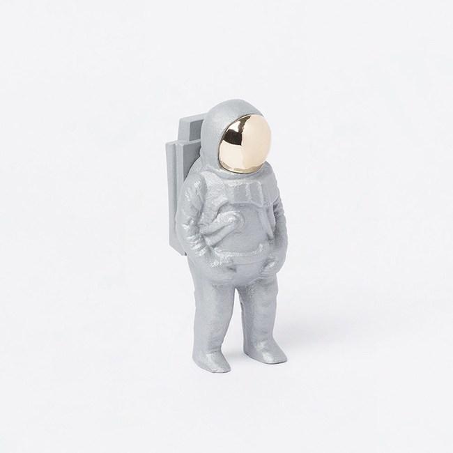 DOIY|太空人開瓶器(灰)