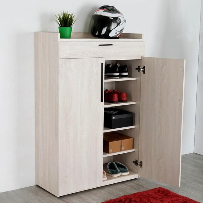 Homelike 錫得尼2.7尺鞋櫃