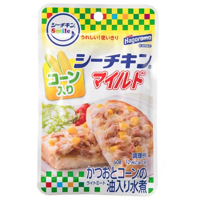 日本 Hagoromo 即食鰹魚玉米便利包 60g はごろもフーズ 喜金雞