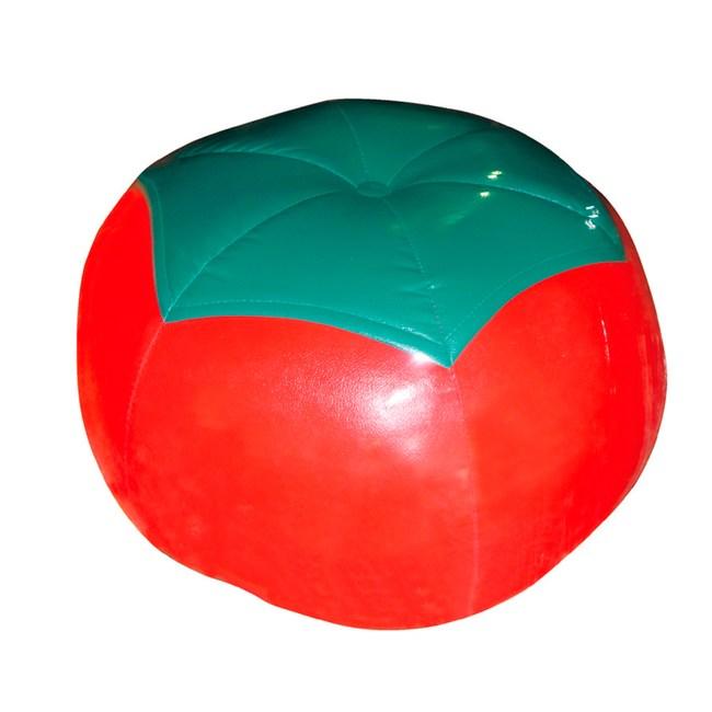 【YFS】布萊克番茄椅-40x40x28cm