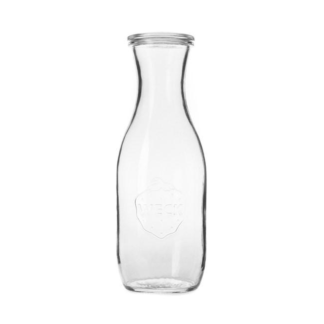 德國 Weck 766 玻璃瓶 附蓋 1062ml