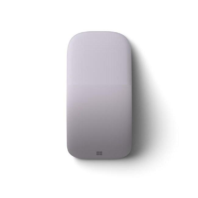 微軟 Microsoft Arc 滑鼠 丁香紫  ELG-00018